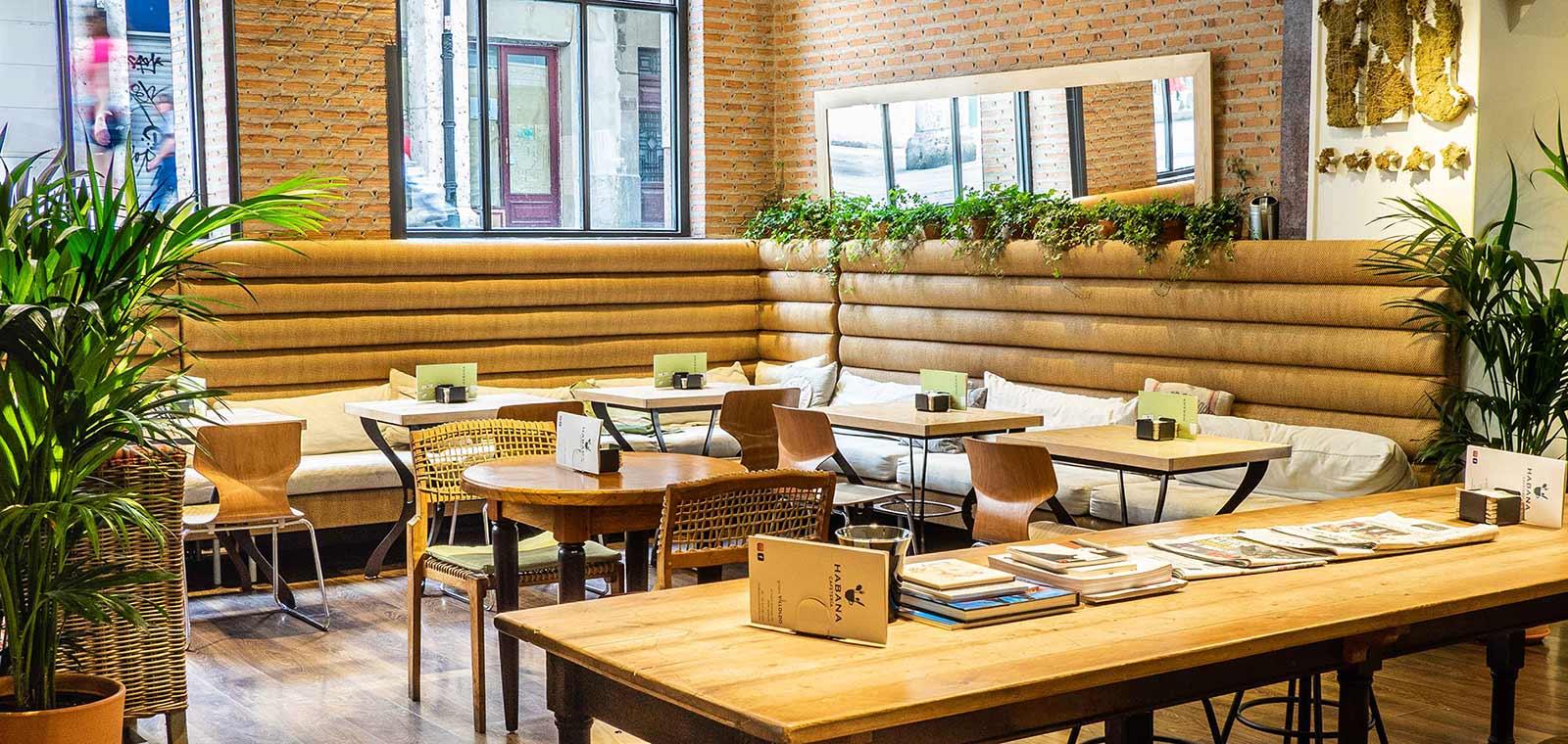 Habana Cafetería en Palencia